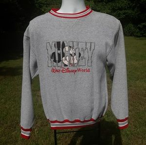 Vintage Mickey Mouse Sweater size small